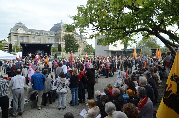 Digiuno federale: tutte le Chiese pregano assieme - Una celebrazione per tutta la Svizzera