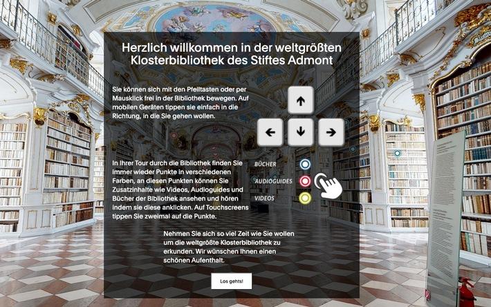 BILD zu OTS - Homepage https://cultour.digital/