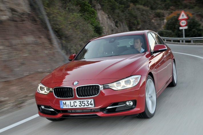 Bmw Group Starts The Year With Record Sales Total Of 123276