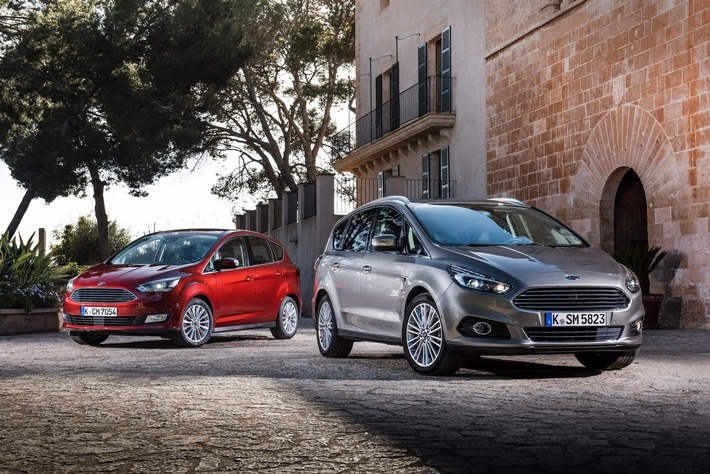 """Neue Ford-Modelle auf Top-Positionen: Ranking von bf forecasts und Focus online ermittelt """"Restwertriesen"""""""