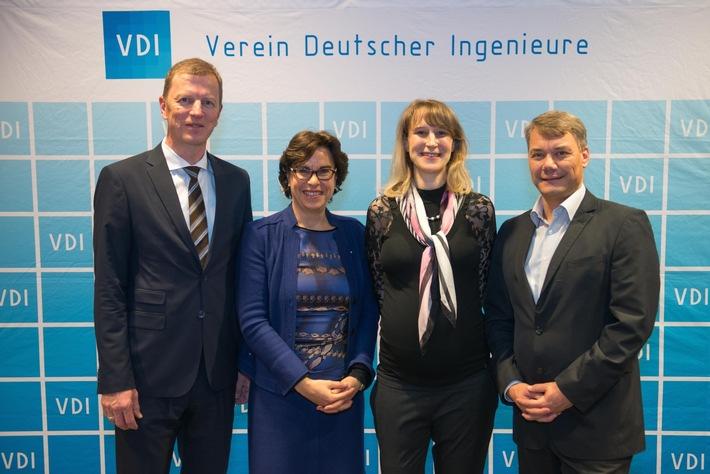Ehrenring des VDI geht an Dr.-Ing. Simone Oehler - Herausragende Leistungen in der Medizintechnik ausgezeichnet