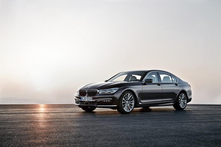 Die neue BMW 7er Reihe