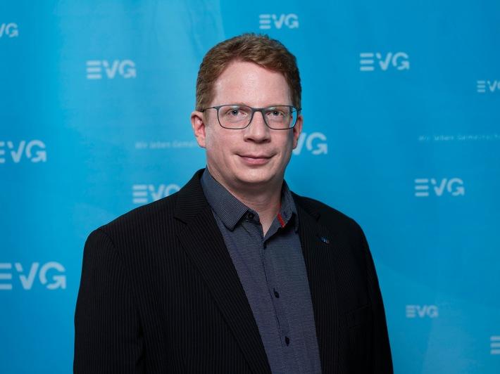 EVG-Vorstandsmitglied: Kristian Loroch / Weiterer Text über ots und www.presseportal.de/nr/150063 / Die Verwendung dieses Bildes ist für redaktionelle Zwecke honorarfrei. Veröffentlichung bitte unter Quellenangabe:
