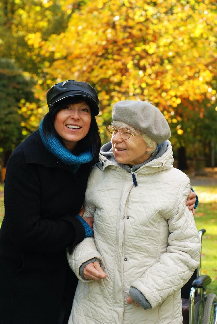 Ein Geschenk zum Welt-Alzheimertag am 21. September 2013 (Bild)