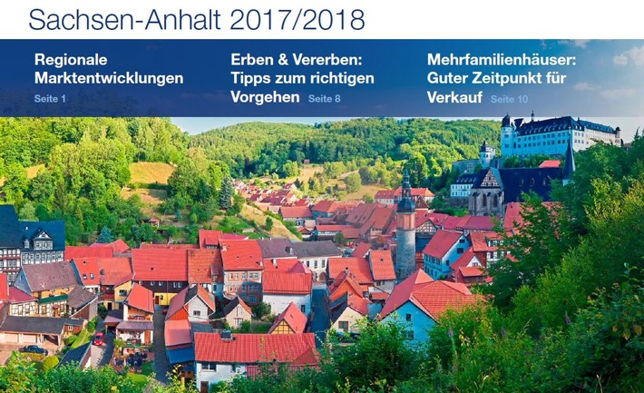PM Immobilienmarktzahlen Sachsen-Anhalt 2017 | PlanetHome Group GmbH