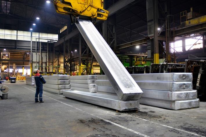 US-Importzölle auf Aluminium führen zu lose-lose-Situation
