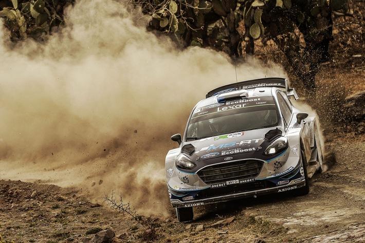 """FIA WORLD RALLY CHAMPIONSHIP 2017 -WRC Mexico(MEX) -  WRC 08/03/2017 to 12/03/2017 - PHOTO : @World / Weiterer Text über ots und www.presseportal.de/nr/6955 / Die Verwendung dieses Bildes ist für redaktionelle Zwecke honorarfrei. Veröffentlichung bitte unter Quellenangabe: """"obs/Ford-Werke GmbH/@World"""""""