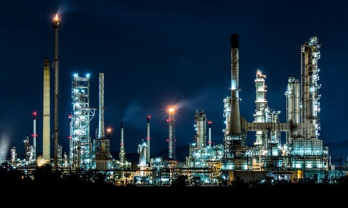 VISION 2050 soll Weg zu klimaschonender Raffinerie ebnen