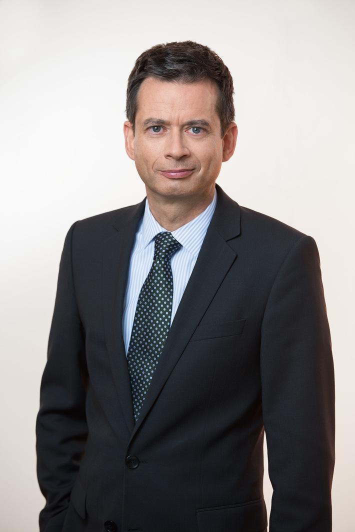 Dr. Christoph Ebert wird General Counsel der Zurich Gruppe Deutschland