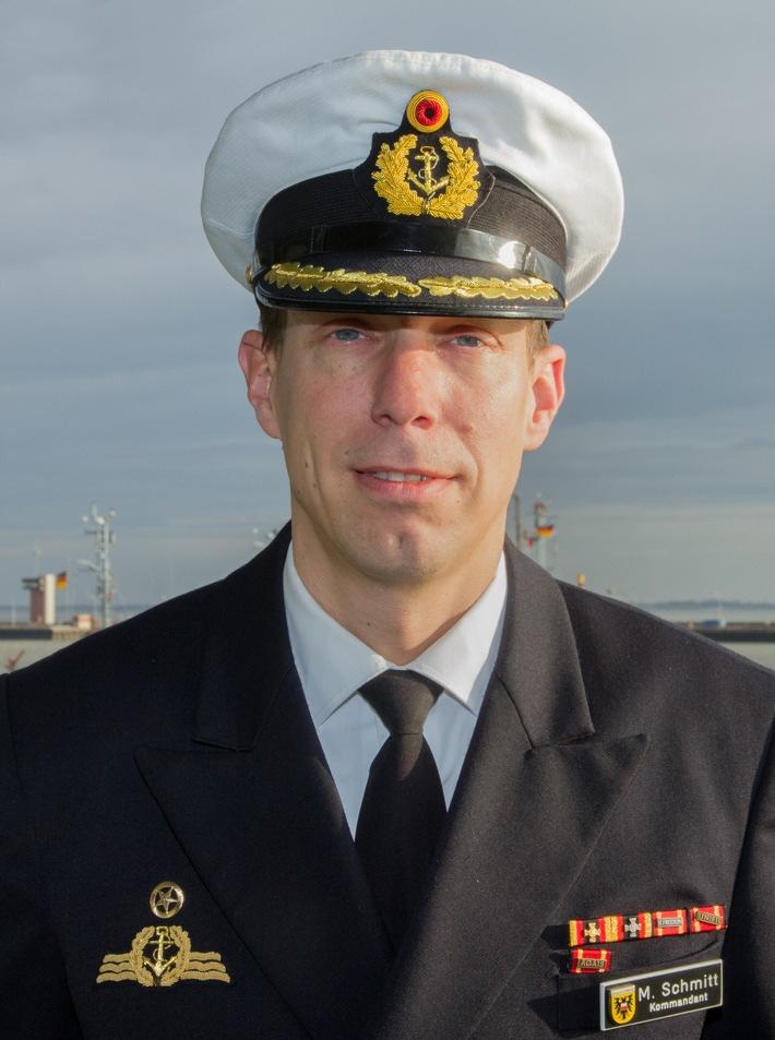 Fregattenkapitän Schmitt