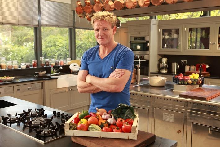 Sommerküche Jamie Oliver : Jamie cooks summer auf sixx