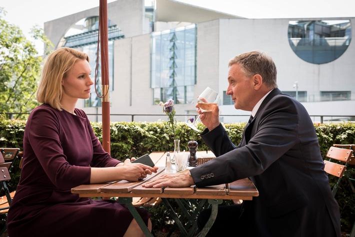 """Neue Dramaserie in ZDFneo: """"Lobbyistin"""" mit Rosalie Thomass"""