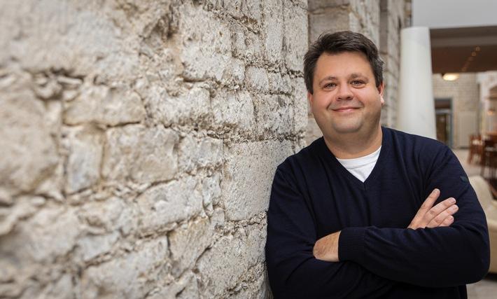 """Andreas Klement ist Autor und Athleten-Coach. Redaktionelle Nutzung / Weiterer Text über ots und www.presseportal.de/nr/150969 / Die Verwendung dieses Bildes ist für redaktionelle Zwecke honorarfrei. Veröffentlichung bitte unter Quellenangabe: """"obs/Leadership meets Sports/Holger Bulk"""""""