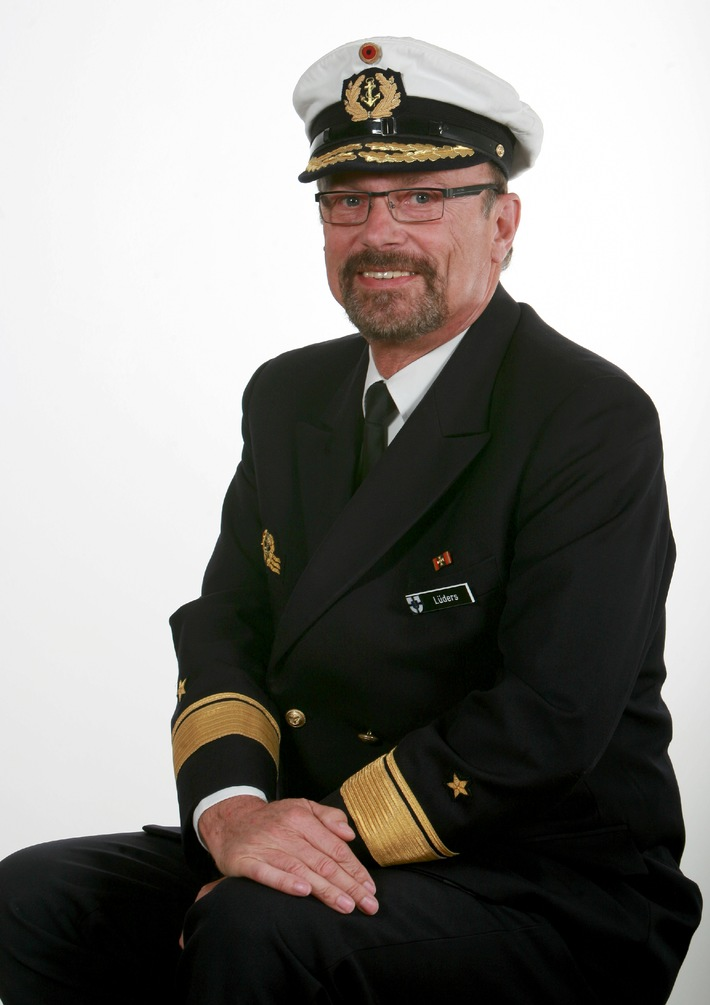 Flottillenadmiral Werner Lüders