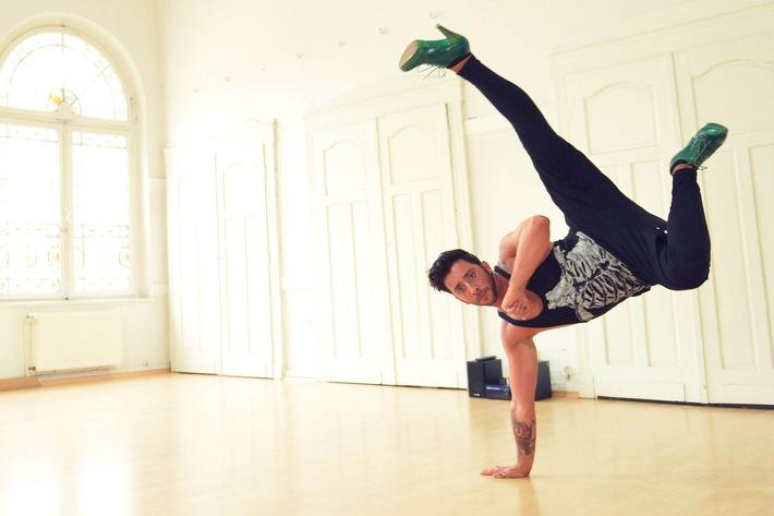 """Michele tanzt Flamenco auf High Heels bei """"Got to Dance"""""""