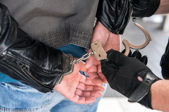 BPOL-BadBentheim: Gesuchter 33-Jähriger musste in Untersuchungshaft