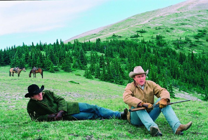 "Oscar-Nacht: Heath Ledger in ""Brokeback Mountain"" auf ProSieben"