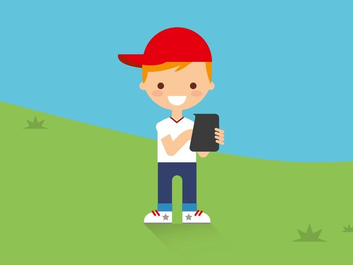 Smartphone Gaming Apps: Kinder auf Shopping-Tour in virtuellen Welten