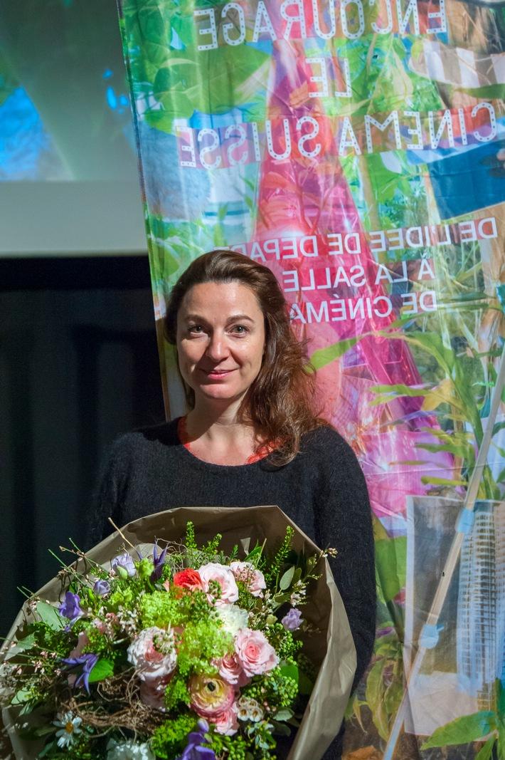 Marie-Eve Hildbrand gewinnt den 8. Migros-Kulturprozent CH-Dokfilm-Wettbewerb. // Weiterer Text ueber ots und www.presseportal.ch/de/nr/100009795 (obs/Migros-Genossenschafts-Bund)