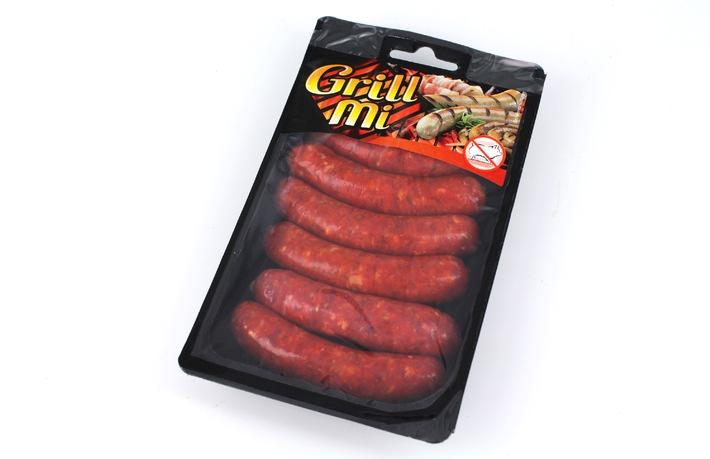 Carne di maiale nelle salsicce merguez: la Migros si scusa