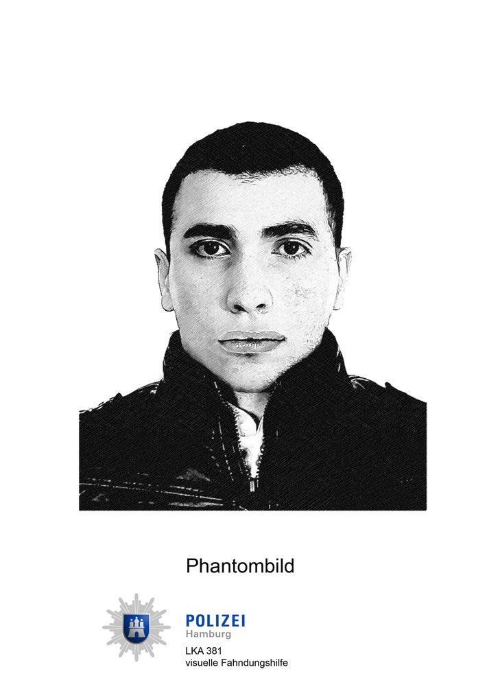 POL-HH: 180323-6. Phantombildfahndung nach Sexualdelikten in Hamburg-Wilhelmsburg