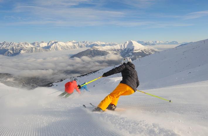 Serfaus-Fiss-Ladis wieder weltbestes Skigebiet - BILD