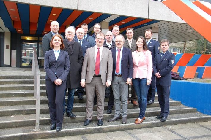 POL-EN: Ennepe-Ruhr-Kreis - Sicherheitskonferenz im Kreishaus