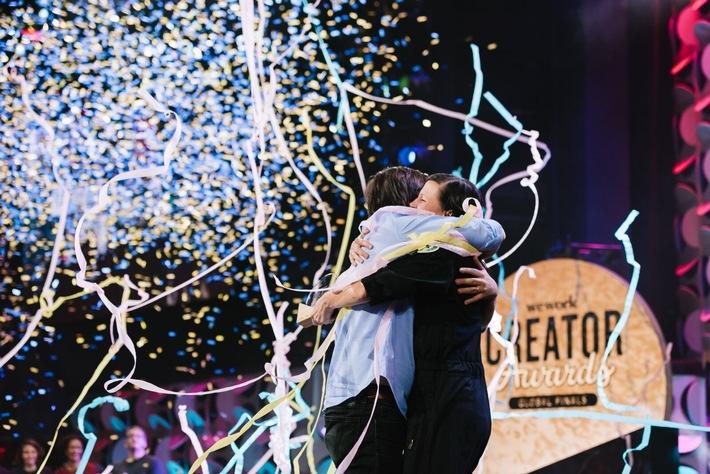 WeWork Creator Awards / WeWork fördert kreative Künstler in Deutschland (FOTO)