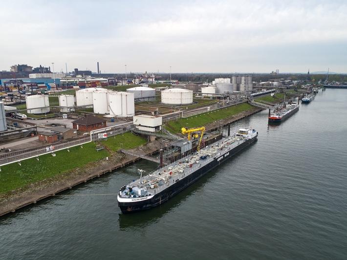 Erste Schiffsladung aus Rotterdam: Primagas bringt BioLPG nach Deutschland