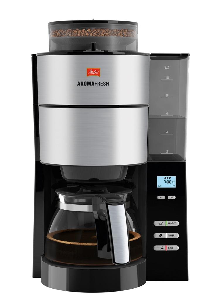 """Voller Kaffeegenuss mit """"AromaFresh""""- Filterkaffee neu erleben"""