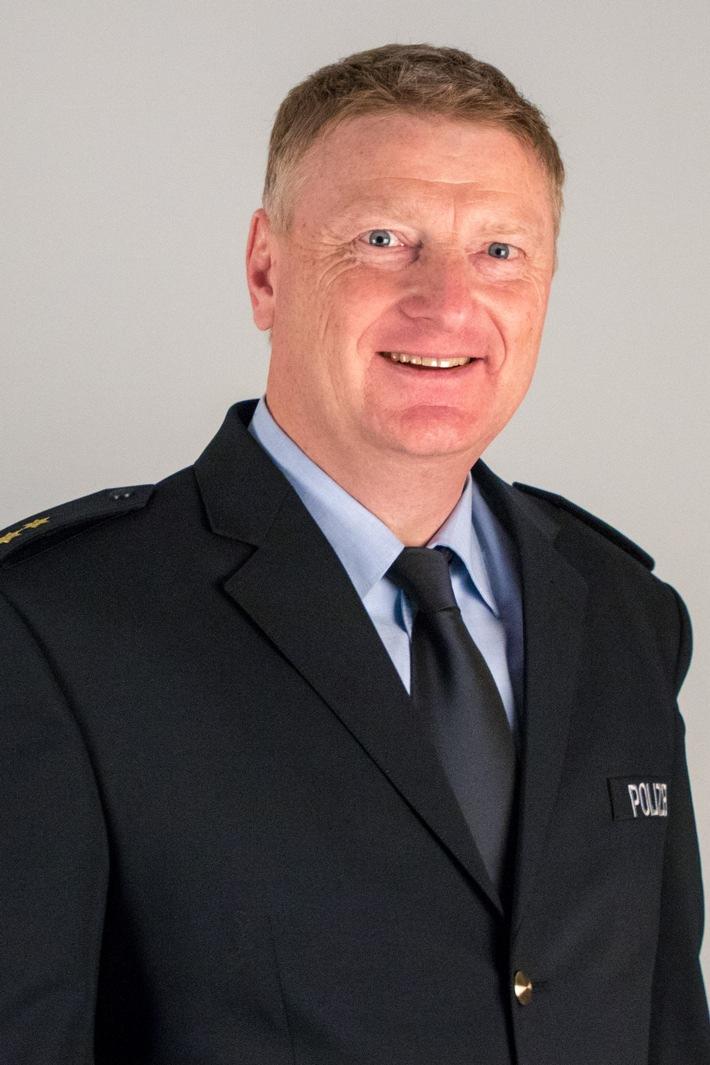 Polizeioberrat Gunnar Hömann