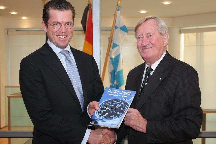 Politische Bildung - Jahresprogramm 2009 der Hanns-Seidel-Stiftung erschienen