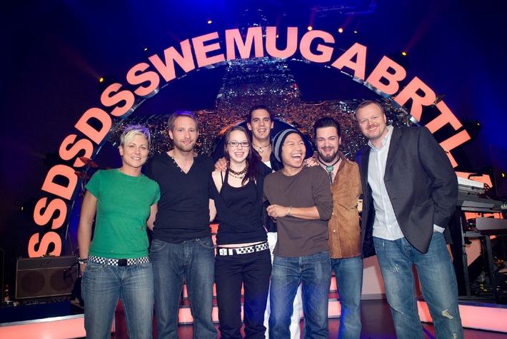 Wer wird Stefans Superstar? Anke Engelke in Jury bei Stefan Raabs Casting-Show