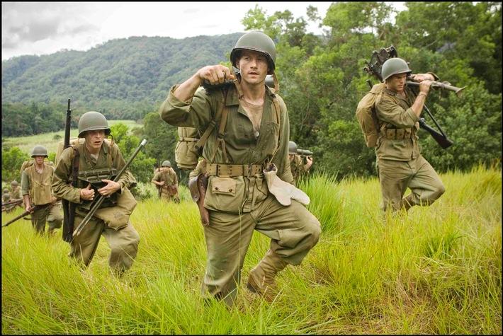 """Der andere Krieg: """"The Pacific"""" ab Donnerstag bei kabel eins"""