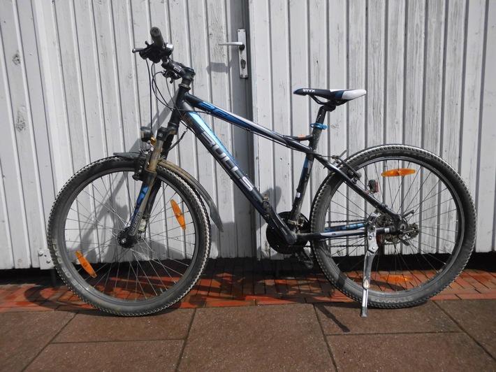 POL-WHV: Eigentümer gesucht - Polizei stellt Fahrrad in Bockhorn sicher (mit Bildern)