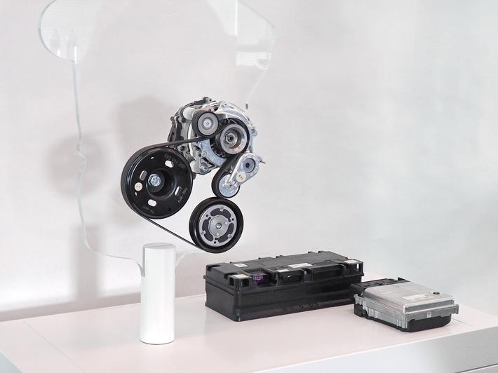 Volkswagen elektrifiziert seine Modellpalette