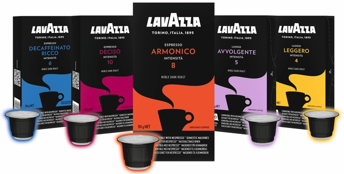 lavazza der kaffee macht den unterschied pressemitteilung luigi lavazza deutschland gmbh. Black Bedroom Furniture Sets. Home Design Ideas