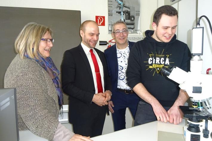 FERCHAU Bayreuth vergibt Stipendium