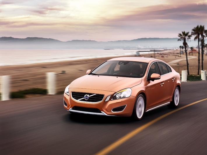 Volvo S60 und V60 in der DRIVe-Version - mit CO2-Emissionswerten von 114 und 119 g/km