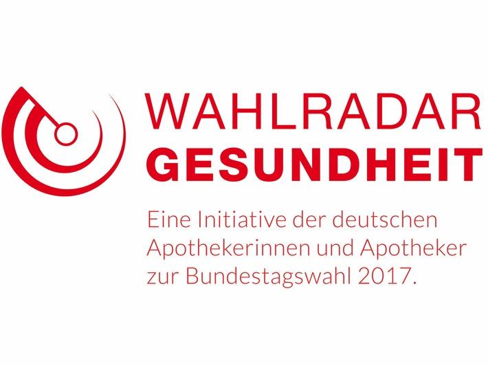 """""""Wahlradar Gesundheit"""": Apotheker starten Dialog mit Bundestagskandidaten"""