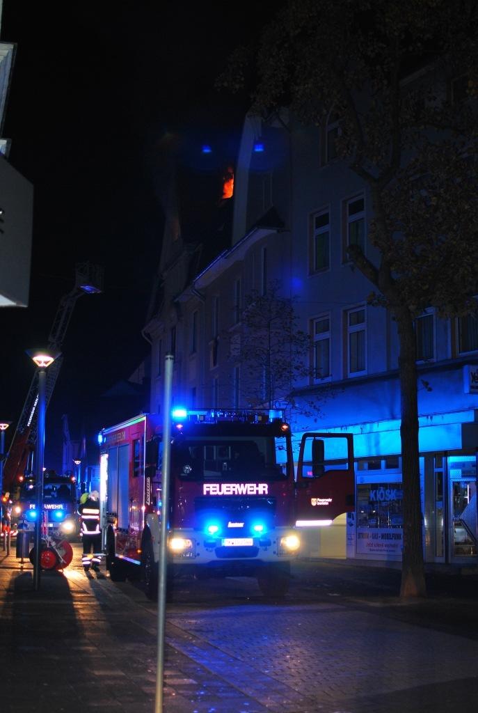 Feuerwehr Iserlohn / Buchen