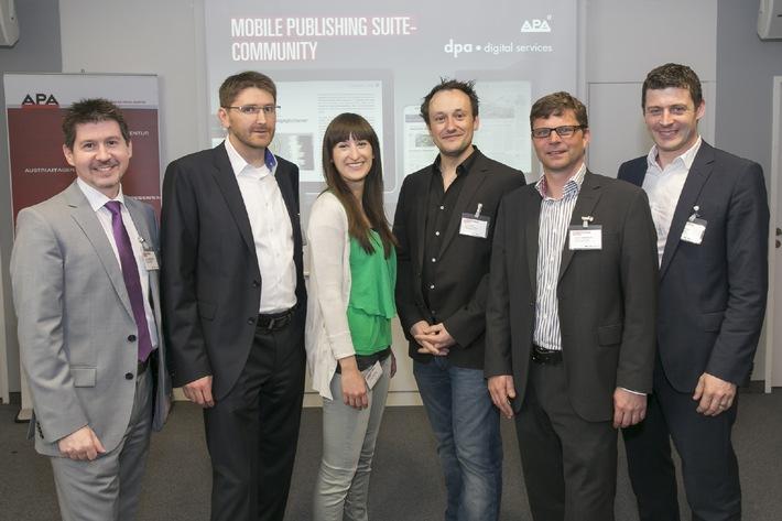 Internationaler Expertenaustausch zu Mobile Publishing - BILD