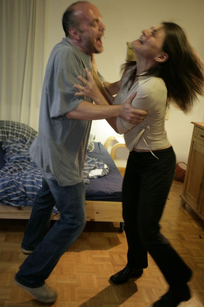 Gewalt in einer Beziehung