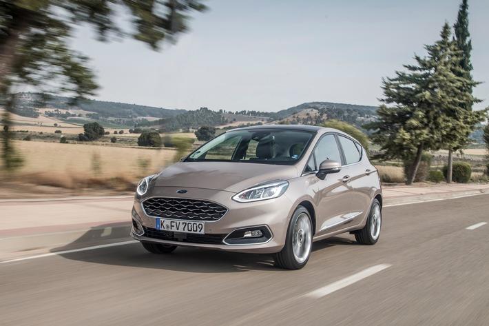 Exklusive Ford Vignale-Modelle sehr erfolgreich