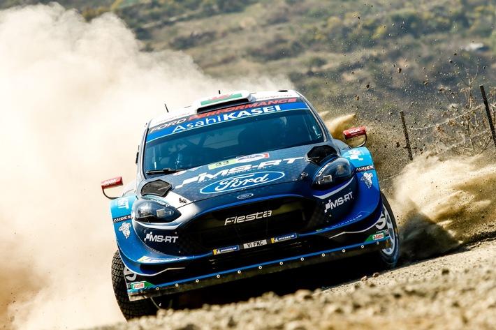 Dritte Top-3-Platzierung in Folge im Visier: M-Sport Ford freut sich auf WM-Rallye Argentinien (FOTO)