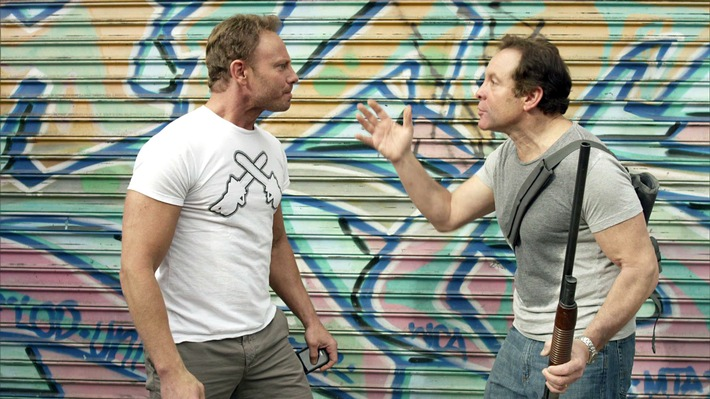 """Lavalantula - Angriff der Feuerspinnen"" - Grusel-Comedy bei RTL II"