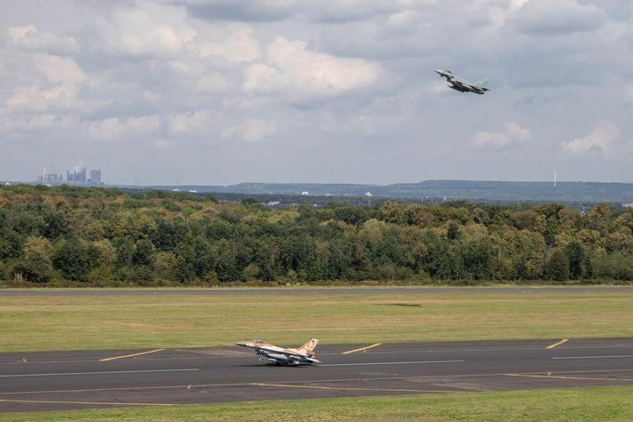 Historisch: Blue Wings 2020 - Israelische Luftwaffe übt erstmalig in Deutschland (FOTO)