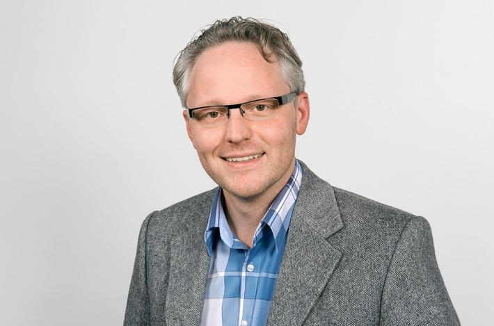 Thomas Dauser leitet die Hauptabteilung Intendanz beim SWR / Intendanz und Strategische Unternehmensentwicklung in einer Hand