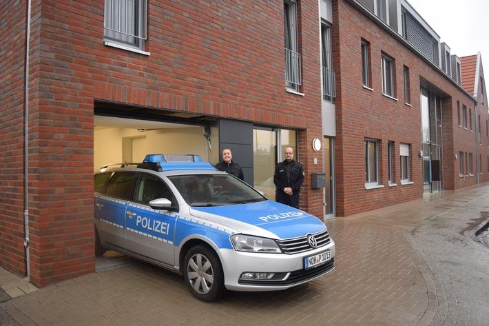 POL-EL: Neuenhaus - Neue Dienststelle