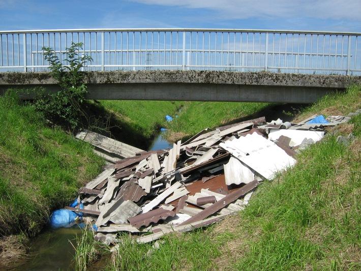 POL-DA: Heppenheim: Riesensauerei im Hambach / Polizei sucht Zeugen